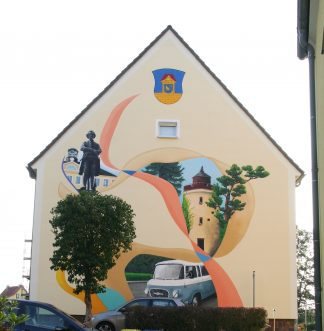 graffiti hainichen ossada