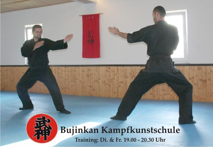 Bujinkan Kampfkunstschule