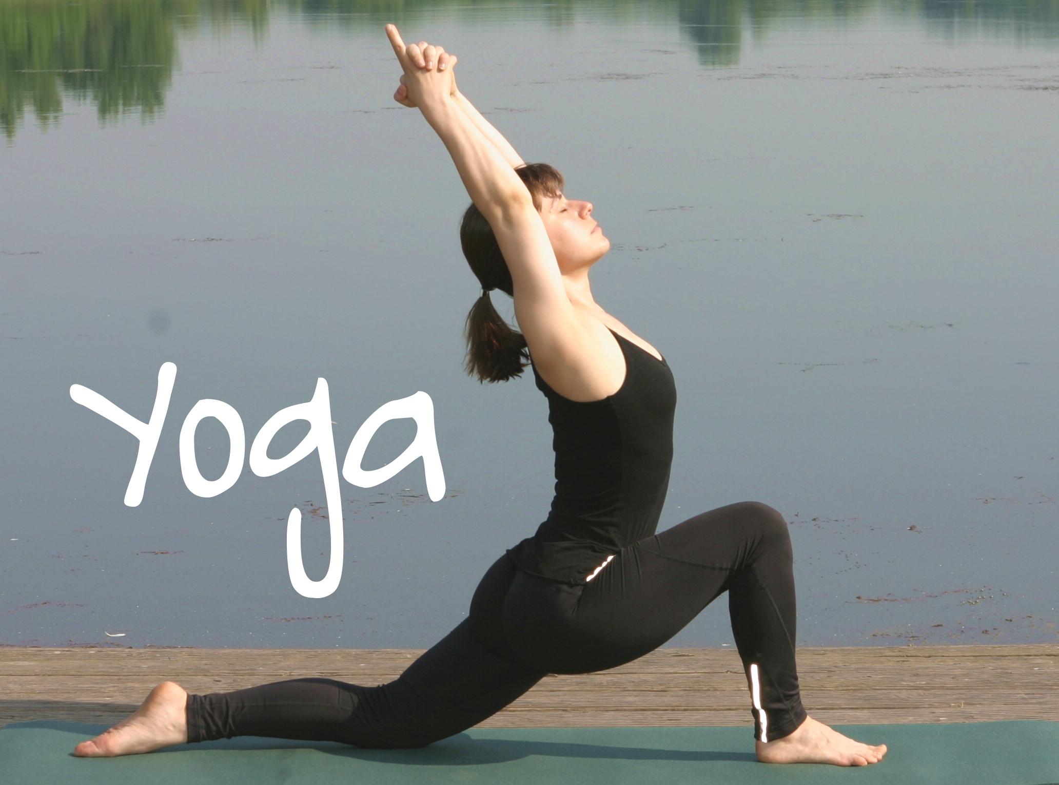 Yoga bei Anja Müller im Refugium Ehrenberg
